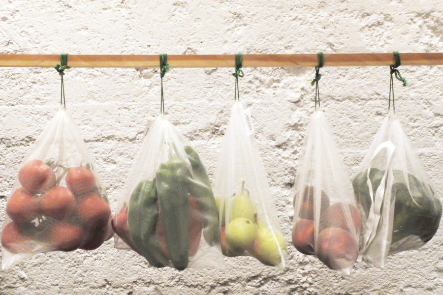 BOLSETA frutas y verduras