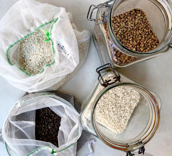 Compra a granel bolsas reutilizables BOLSETA