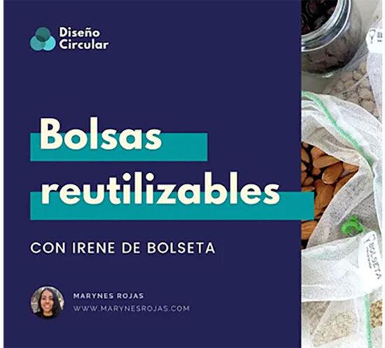 Entrevista Diseño Circular Marynes Rojas