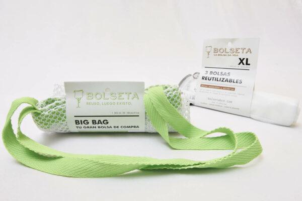 Pack XL y Big Bag